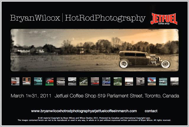 Bryan Wilcox | HotRodPhotography