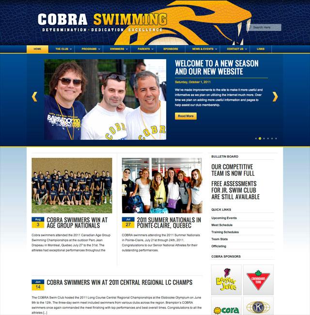 COBRA Swim Club