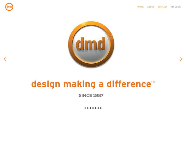 DMD Ltd. : DESIGN MAKING A DIFFERENCE