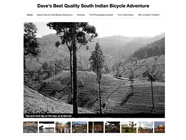 Dave's Best Quality South Indian Bicycle Adventure