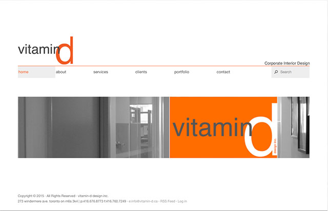 vitamin-d design inc.