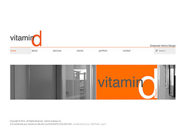 Vitamin-d Design Inc.