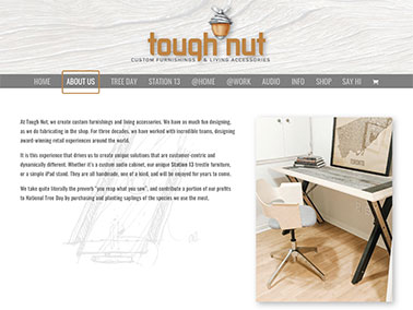 Tough Nut Designs